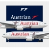 Austrian Airlines Boeing 777-200ER