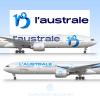 L'Australe, Boeing 777-300ER
