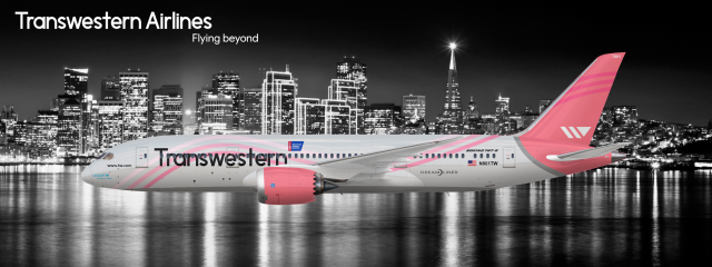 Transwestern Airlines: Boeing 787-8 Making Strides