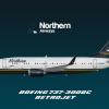 Boeing 737-300QC RetroJet