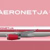 1983-2000 | Aeronetja A320-200 (9H-KFC)