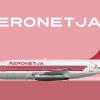 1989-2000 | Aeronetja 737-200Adv (9H-OOO)