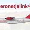 2000-2018 | Aeronetja Link ATR-42-300 (9H-ORE)