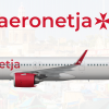 2018-present | Aeronetja A321LR (9H-ATC)