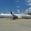UAL 737-9MAX at IAH