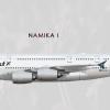 Schwalbenruf Airbus A380-800 2018-