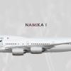Boeing 747-8I 2018-