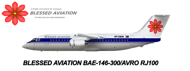 British Aerospace BAE-146-300/AVRO RJ100