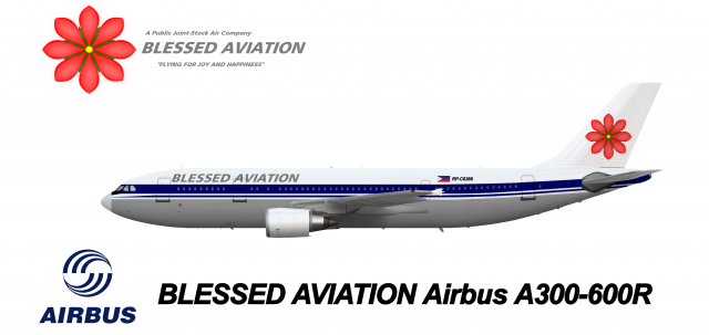 Blessed Aviation Airbus A300-600R