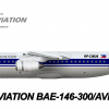 British Aerospace BAE-146-300/AVRO RJ100