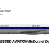Blessed Aviation McDonnel Douglas MD-81
