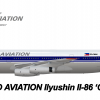 Blessed Aviation Ilyushin Il-86