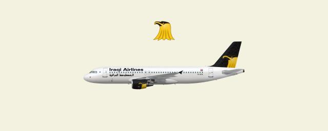 Iraqi Airlines | A320-200 | YI-ATA | 2012-