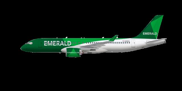 Emerald A220-300