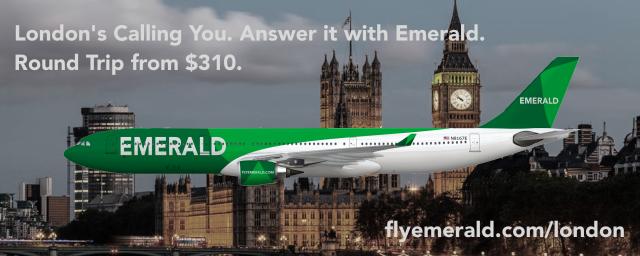 A330 London