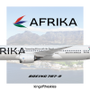 Afrika Boeing 787-9 Livery NEW!
