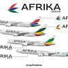 Afrika Group Subsidiaries Liveries