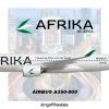 Afrika Nigeria Airbus A350-900 Livery