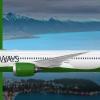Kiwi Airways | 2000-2018 Livery| 787-9