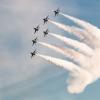 USAF Thunderbirds at Aviation Nation 2014