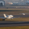 Cessna Citation Jet Departing Paine Field