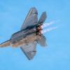 F-22 at Aviation Nation 2014