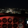 First Solo Night Flight