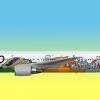 Air Do (Bear Do Hokkaido Jet Livery) Boeing 767-300