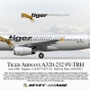 Tiger Airways Airbus A320-232