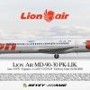 Lion Air McDonnell Douglas MD-90-30