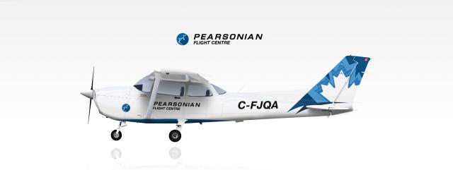 Cessna 172 Skyhawk | Pearsonian Flight Centre | 2016 - Present
