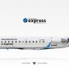 Bombardier CRJ-200 | Pearsonian Express | 2003 - Present