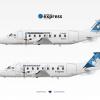 Beechcraft B1900D | Pearsonian Express | 1998 - Present