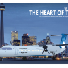 """""""We Take You Closer To The Heart of Toronto"""" Advertisement 