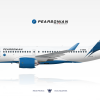 Airbus A220-100| Pearsonian | 2018 - Present