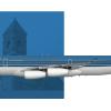 "Airbus A340-300 | ""Charlottetown"" | C-GRRA (90s scheme)"