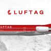 Luftag Regioflug   Fokker F70   1994-2010