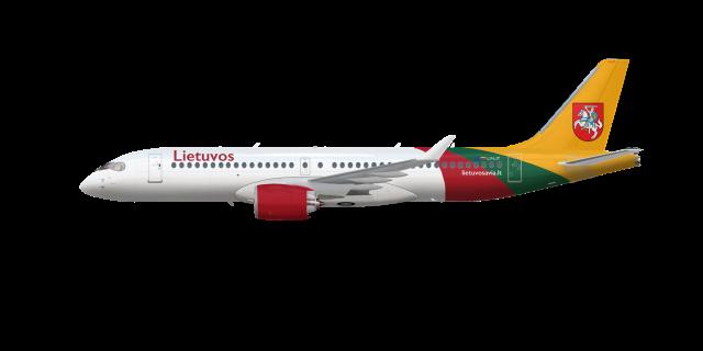 Lietuvos A220 300