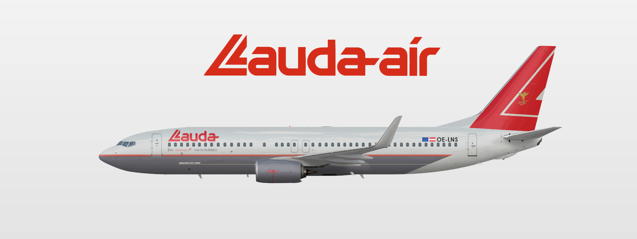 Image result for lauda air logo