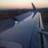 Landing at AXD
