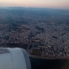 Flying next to Alexandroupolis