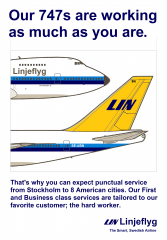 LIN 1972 Ad
