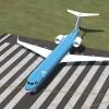 Fokker 130 in P3D