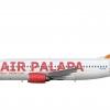 Air Palapa 737 300
