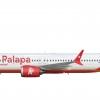 Air Palapa 737 MAX 8