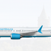 Air Luxembourg | Boeing 737 MAX 8