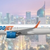 IndoJet Indonesia A320