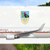 Republic of Santi Air Force | 767-300ER