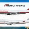 Vienna Airlines 747s | 1990