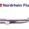 Nordrhein Flug | Airbus A300B4